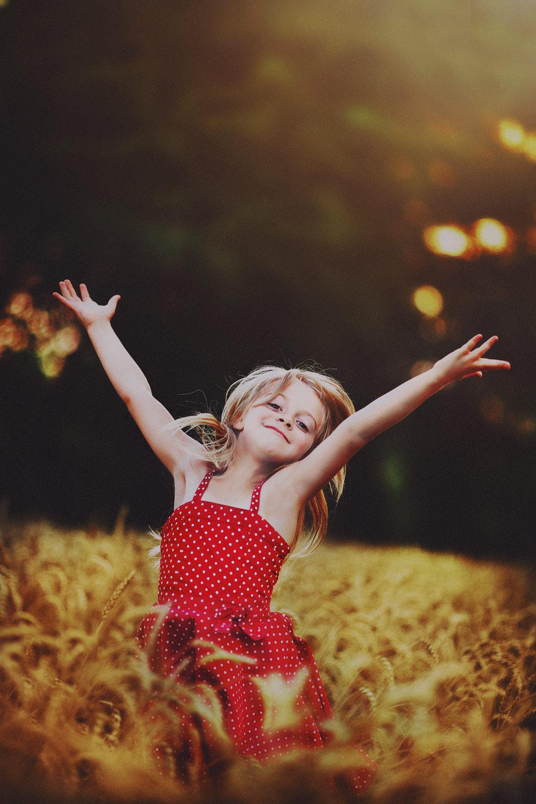 Fotografie dziecięce