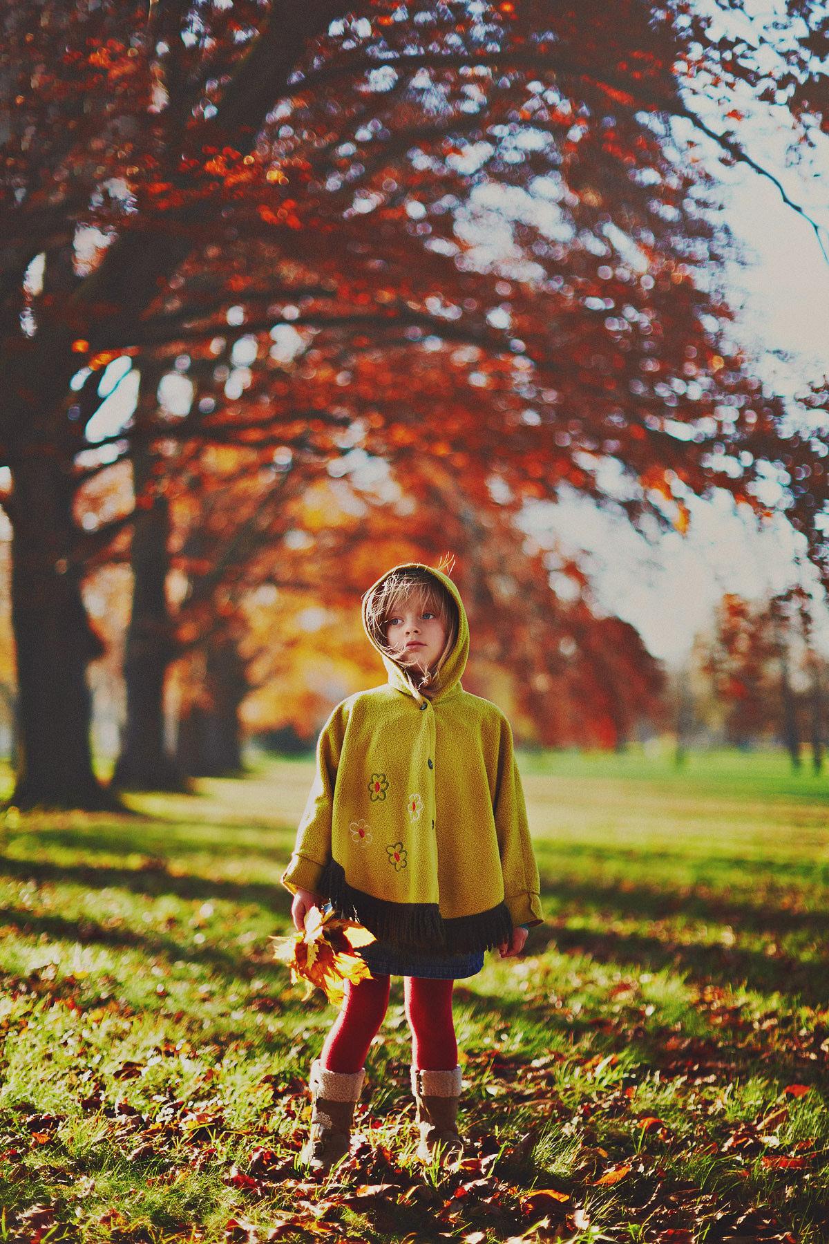 Fotografia jesienią