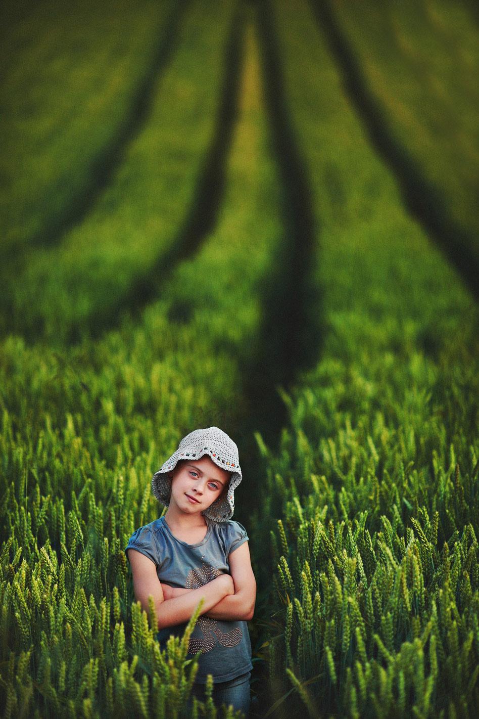Fotografia portretowa dziecięca